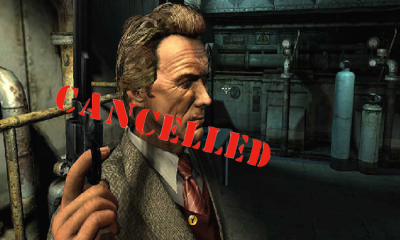 Dirty Harry Video Game Cancelled BagoGames