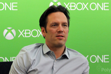 Phil Spencer takes over the reigns as boss of Xbox division
