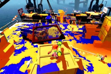 Splatoon bagogames