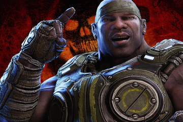 Gears of War Cole Bago Games