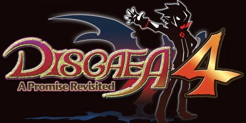 Disgaea 4 A Promise Revisited - Logo