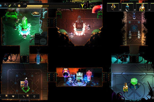 Dungeon of the Endless - Xbox One -Major Modules