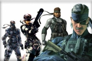 Metal Gear Solid Snakes BagoGames