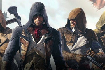 Assassin's Creed Unity Characters BagoGames