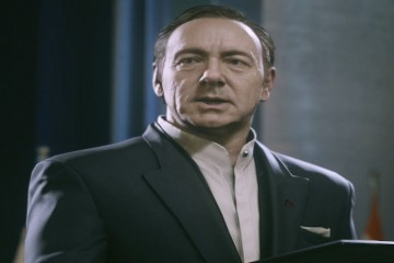 Kevin Spacey Call of Duty BagoGames