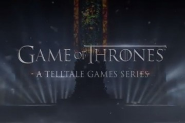 Telltale's Game of Thrones Title Card BagoGames