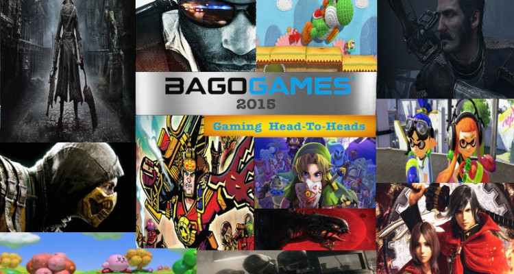 2015 Gaming Head-To-Heads Round 1 BagoGames