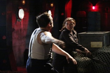 Agent Carter Time & Tide Fist-Fight S1 BagoGames