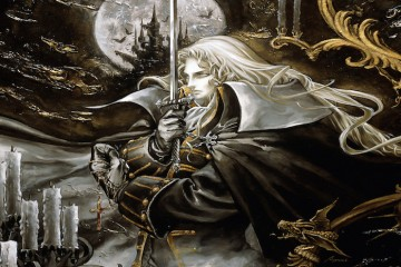 Castlevania Symphony of the Night BagoGames