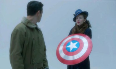 Agent Carter 'Valediction' Captain America BagoGames