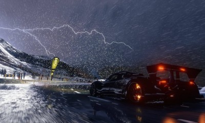 Driveclub Stormy Track BagoGames