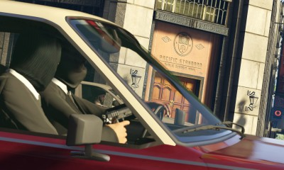 GTA V Heists Bank Job BagoGames