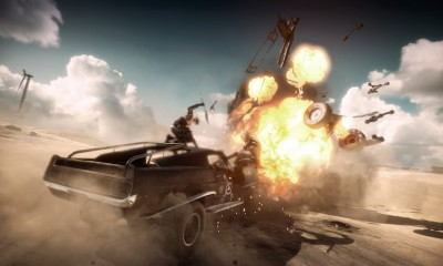 Mad Max Explosion BagoGames