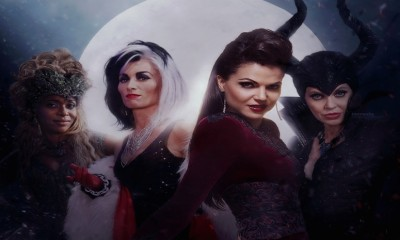 OUAT S4 'Enter The Dragon' Queens of Darkness BagoGames