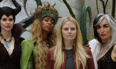OUAT S4 'Unforgiven' Queens of Darkness BagoGames