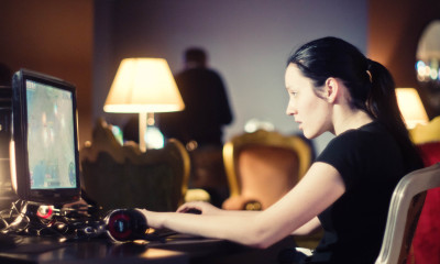 The rise of female gamers - bagogames
