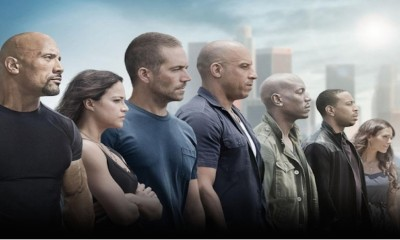 Fast and Furious 7 Cast Poster BagoGames