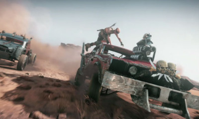 Mad Max Thunderdome Game Trailer BagoGames