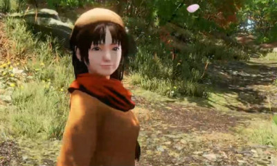 Shenmue III Revealed Sony BagoGames