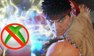 Street Fighter V Never Coming to Xbox One BagoGames