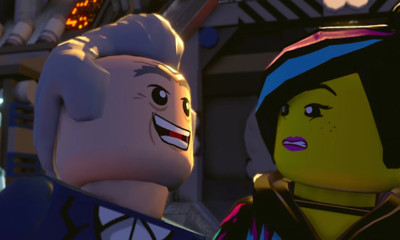 Lego Dimensions The Doctor and Wildstyle BagoGames