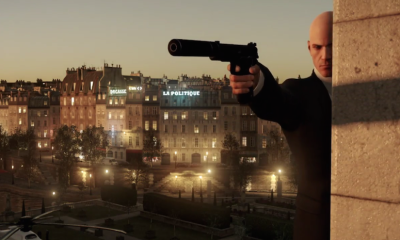 Hitman 2015 Game Around the Corner BagoGames