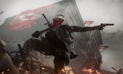 Homefront The Revolution Cover Art BagoGames