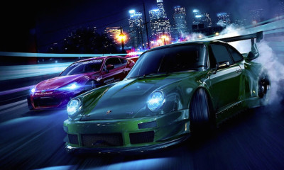 Need for Speed 2015 Promo Art BagoGames