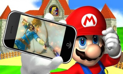Nintendo Mobile Power BagoGames