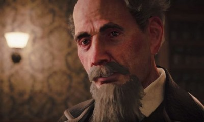 Charles Dickens in Assassin's Creed Syndicate