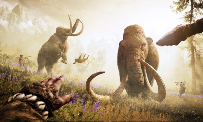 Far Cry Primal Officially Announced