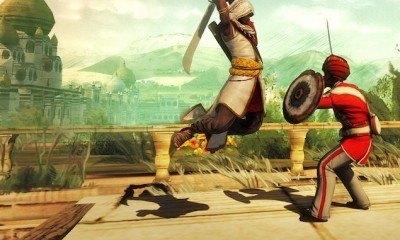 Assassin's Creed Chronicles: India Combat