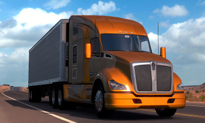 american truck simulator feature
