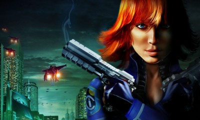(PERFECT DARK ZERO - MICROSOFT)