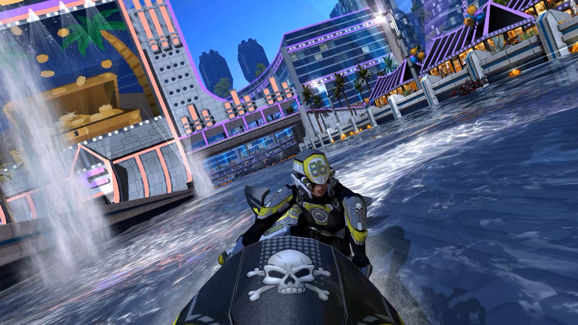 Riptide GP: Renegade Review – Waterlogged